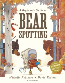 A Beginner's Guide to Bearspotting, Hardback Book