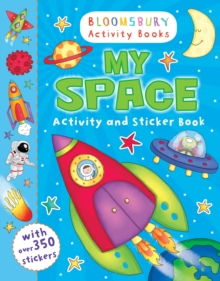 My Space Activity and Sticker Book, Paperback Book