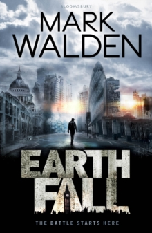 Earthfall, Paperback Book