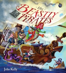 The Beastly Pirates, Paperback Book