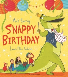 Snappy Birthday, Paperback Book