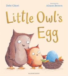 Little Owl's Egg, Paperback Book