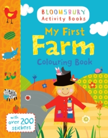 My First Farm Colouring Book, Paperback Book