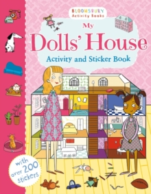 My Dolls' House Activity and Sticker Book, Paperback / softback Book