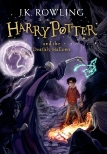 Harry Potter and the Deathly Hallows, Paperback / softback Book