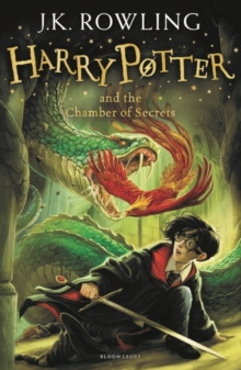 Harry Potter and the Chamber of Secrets, Hardback Book