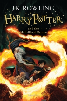 Harry Potter and the half-Blood Prince, Hardback Book