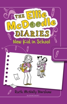 The Ellie McDoodle Diaries: New Kid in School, Paperback Book