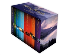Harry Potter Box Set: The Complete Collection (Children's Paperback), Mixed media product Book