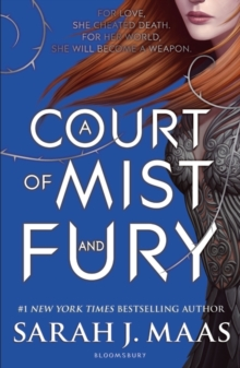 A Court of Mist and Fury, Paperback Book