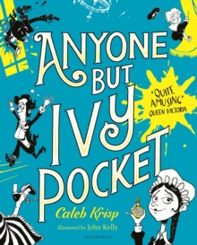 Anyone but Ivy Pocket, Paperback Book