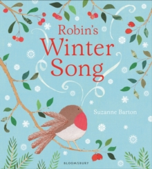 Robin's Winter Song, Hardback Book