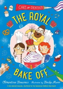 The Royal Bake off, Paperback Book