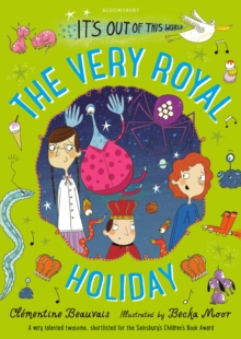 The Very Royal Holiday, Paperback Book