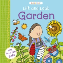 Lift and Look Garden, Board book Book