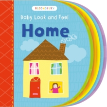 Baby Look and Feel Home, Board book Book