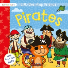 Lift-the-Flap Friends Pirates, Board book Book