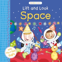 Lift and Look Space, Board book Book