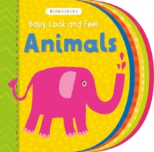 Baby Look and Feel Animals, Board book Book