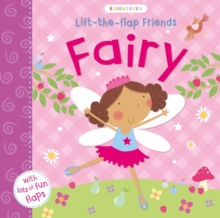 Lift-the-Flap Friends Fairy, Board book Book