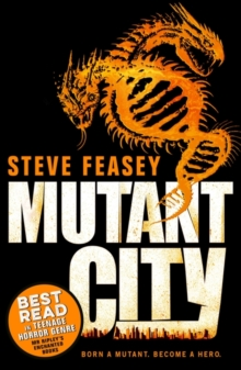 Mutant City, Paperback / softback Book