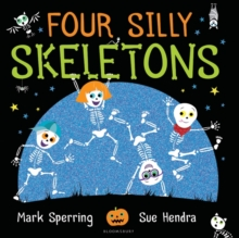 Four Silly Skeletons, Paperback Book