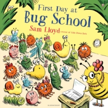 First Day at Bug School, Paperback Book