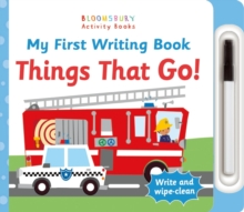 My First Writing Book Things That Go!, Board book Book