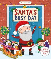 Santa's Busy Day, Board book Book