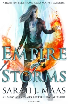 Empire of Storms, Paperback Book
