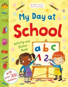 My Day at School Activity and Sticker Book, Paperback / softback Book
