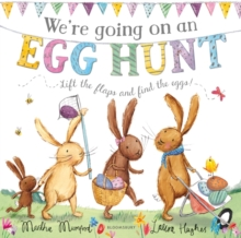 We're Going on an Egg Hunt, Hardback Book