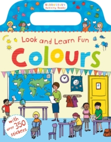 Look and Learn Fun Colours, Paperback / softback Book