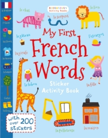 My First French Words, Paperback Book