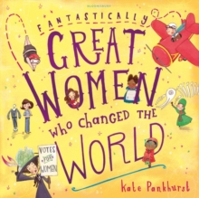 Fantastically Great Women Who Changed The World, Paperback Book