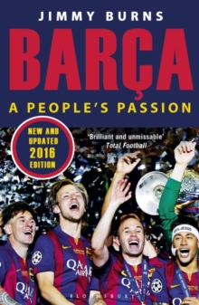 Barca : A People's Passion, Paperback Book