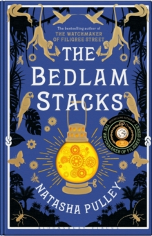 The Bedlam Stacks : By the Internationally Bestselling Author of The Watchmaker of Filigree Street, Hardback Book