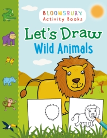 Let's Draw Wild Animals, Paperback / softback Book