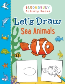 Let's Draw Sea Animals, Paperback / softback Book