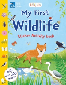 RSPB My First Wildlife Sticker Activity Book, Paperback / softback Book