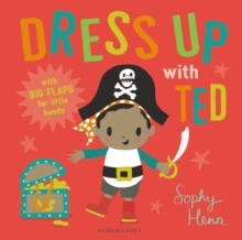 Dress Up with Ted, Hardback Book
