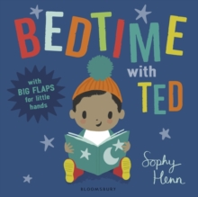 Bedtime with Ted, Hardback Book