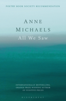 All We Saw, Hardback Book