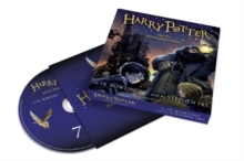 Harry Potter and the Philosopher's Stone, CD-Audio Book