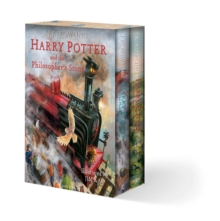 Harry Potter Illustrated Box Set, Multiple copy pack Book