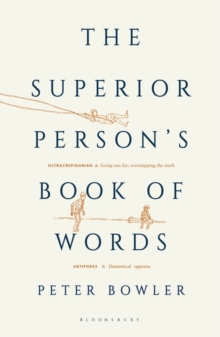 The Superior Person's Book of Words, Paperback Book