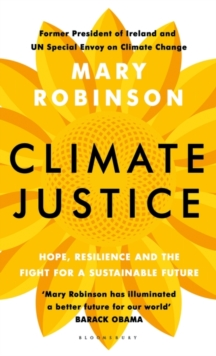 Climate Justice : A Man-Made Problem With a Feminist Solution, Hardback Book