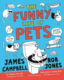 The Funny Life of Pets, Paperback / softback Book