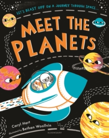 Meet the Planets, Paperback / softback Book
