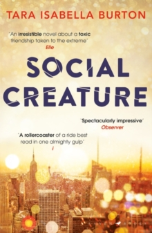 Social Creature : 'Meet your new one-sitting read' (Red), Paperback / softback Book